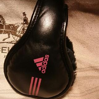 アディダス(adidas)の【美品】アディダス イヤーマフラー(イヤーマフ)