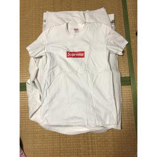 Supreme - ボックスロゴ Tシャツ