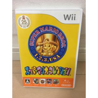 ウィー(Wii)のwii スーパーマリオコレクション(家庭用ゲームソフト)