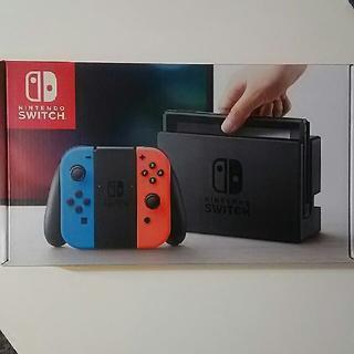 Nintendo Switch - 新品未開封品 任天堂 スイッチ Switch 本体