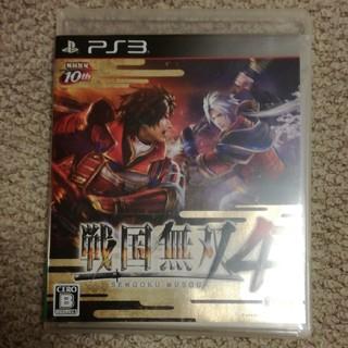 プレイステーション3(PlayStation3)のPS3ソフト 戦国無双4(家庭用ゲームソフト)