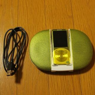ウォークマン(WALKMAN)のsony ソニー WALKMAN ウォークマン 8GB n-ws754(ポータブルプレーヤー)