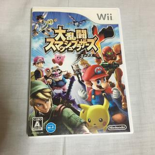 ウィー(Wii)のスマッシュブラザーズX wii(家庭用ゲームソフト)