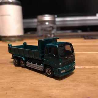 イスズ(いすゞ)の2007年 トミカ いすゞ GIGA トラックミニカー(ミニカー)