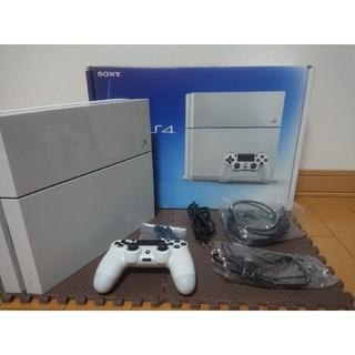 PlayStation4 - PS4 ホワイト 500GB CUH-1100