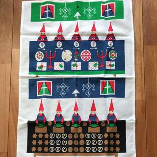 アルメダールス(Almedahls)のアルメダールス キッチンタオル クリスマスプレパレーション 北欧(ファブリック)