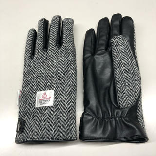 ハリスツイード(Harris Tweed)の手袋 ハリスツイード(手袋)