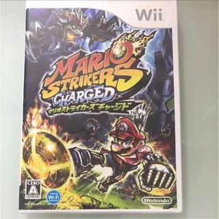 ウィー(Wii)のマリオストライカーズチャージド Wii(家庭用ゲームソフト)