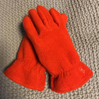 ラルフローレン(Ralph Lauren)のKIRINN様 専用、ラルフローレン、ボア手袋 男女兼用(手袋)
