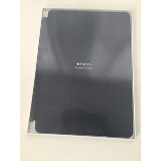 アップル(Apple)のiPad Pro 10.5 Apple純正 スマートカバー ミッドナイトブルー(iPadケース)