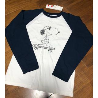 イーブス(YEVS)のロンT  スヌーピー(Tシャツ(長袖/七分))