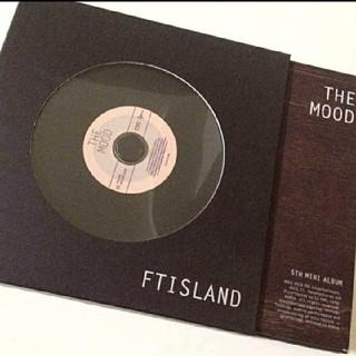 エフティーアイランド(FTISLAND)のFTISLAND★CD★THE MOOD(K-POP/アジア)