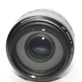 コニカミノルタ(KONICA MINOLTA)の⭐️極上品 & 保証付⭐️ミノルタ MINOLTA 100-300㎜ 望遠レンズ(レンズ(ズーム))