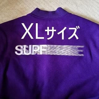 シュプリーム(Supreme)の【XL】 Supreme Motion Logo Varsity Jacket(スタジャン)