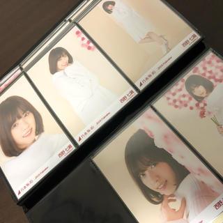 乃木坂46 - 西野七瀬 生写真 バレンタイン