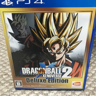 PlayStation4 - ドラゴンボールゼノバース2 デラックスエディション
