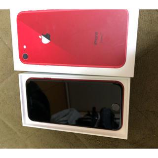 アップル(Apple)のiPhone8   256ギガ(スマートフォン本体)