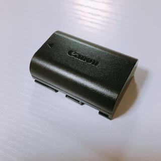 キヤノン(Canon)の★Canon純正★ デジカメ用バッテリーパックLP-E6 (デジタル一眼)