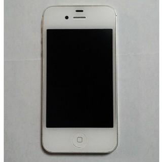 アイフォーン(iPhone)のiPhone 4s White 32GB au(スマートフォン本体)