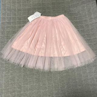 コウベレタス(神戸レタス)のミニスカート  ももいろチュール(ミニスカート)