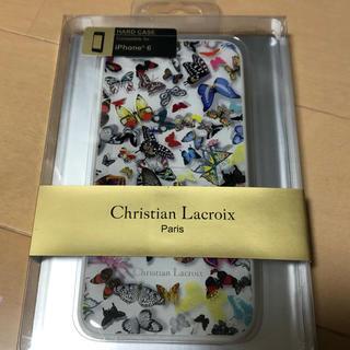 クリスチャンラクロワ(Christian Lacroix)の【新品・レア】クリスチャン・ラクロア iPhone6 ケース(iPhoneケース)