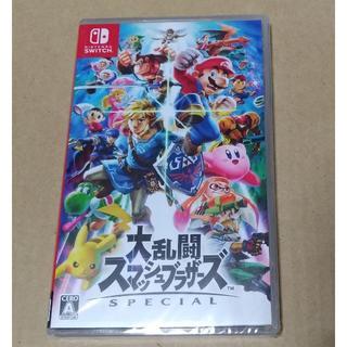 Nintendo Switch - 大乱闘スマッシュブラザーズSPECIAL スマブラ 新品