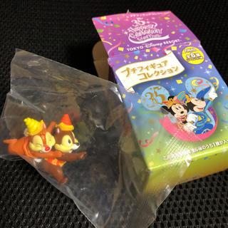 Disney - ディズニー プチフィギュアコレクション チップ デール