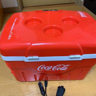 コカコーラ(コカ・コーラ)の【送料込み】コカ・コーラ ミニ保冷庫(冷蔵庫)