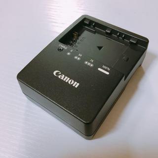 キヤノン(Canon)の✨キャノン純正✨バッテリーチャージャー LC-E6 (デジタル一眼)