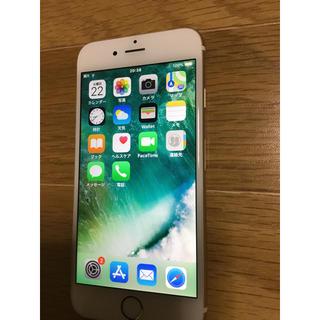 アップル(Apple)のiPhone 6 au 64gb(スマートフォン本体)