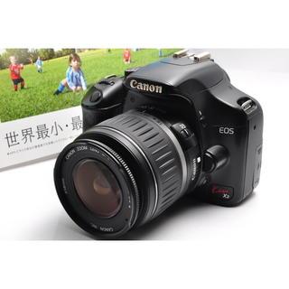 キヤノン(Canon)の❤️大人気の入門機種&Wi-Fi対応❤️キャノン Kiss X2 レンズセット(デジタル一眼)