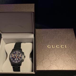 グッチ(Gucci)のgucci 腕時計 メンズ(腕時計(デジタル))