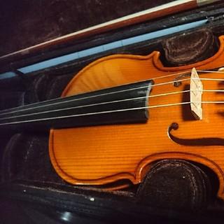 【週末限定値下げ】ルーマニア製 HORA REGHIN バイオリン 1/4(ヴァイオリン)