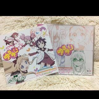 ゆるゆり コミックマーケット81限定CD(大坪由佳仕様) ごらく部(アニメ)