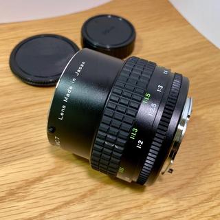 ケンコー(Kenko)のKENKO 2X CX Macro TELEPLUS MC7 YCマウント(レンズ(単焦点))