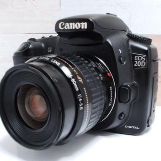 キヤノン(Canon)の❤大人気❤EOS 20D❤高速連写❤ベストセラー機種 (デジタル一眼)