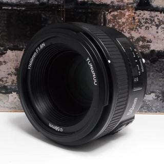 ★新品★NIKON用 50mm 単焦点 (レンズ(単焦点))