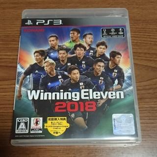 プレイステーション3(PlayStation3)のps3 ウイニングイレブン2018(家庭用ゲームソフト)