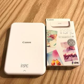 キヤノン(Canon)のINSPIC(その他)
