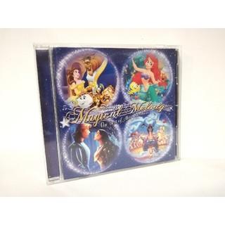 Disney - 【新品同様】『ディズニーマジカルメロディー アランメンケン・ベスト』サントラCD