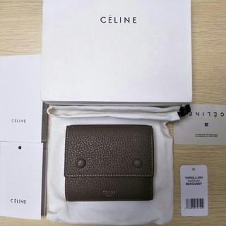 セリーヌ(celine)の新品セリーヌ財布(財布)