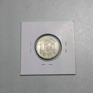 東京オリンピック100円銀貨(貨幣)