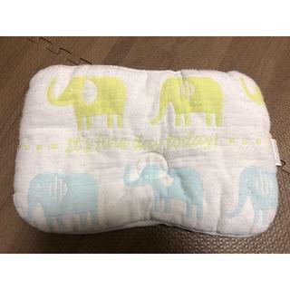 ニシマツヤ(西松屋)の枕  赤ちゃん   新生児  ベビー      (枕)