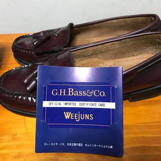 ジーエイチバス(G.H.BASS)のG.H.Bass&Co タッセルローファー(ローファー/革靴)