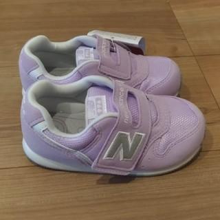 ニューバランス(New Balance)の箱なし ニューバランス ベビー スニーカー 16.0cm バイオレット(スニーカー)