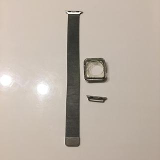 ★送料無料★アップルウオッチ Apple Watch 38mm 金属製バンド(その他)