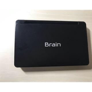 シャープ(SHARP)の電子辞書 brain(その他)