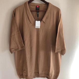 ダブルスタンダードクロージング(DOUBLE STANDARD CLOTHING)の新品❗️半袖  トップス(ニット/セーター)