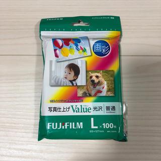 フジフイルム(富士フイルム)の富士フィルム 写真仕上げValue 光沢  Lサイズ56枚(写真)