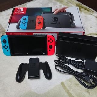 ニンテンドースイッチ(Nintendo Switch)のめろんぱん様専用 スイッチ&スマブラ(家庭用ゲーム本体)